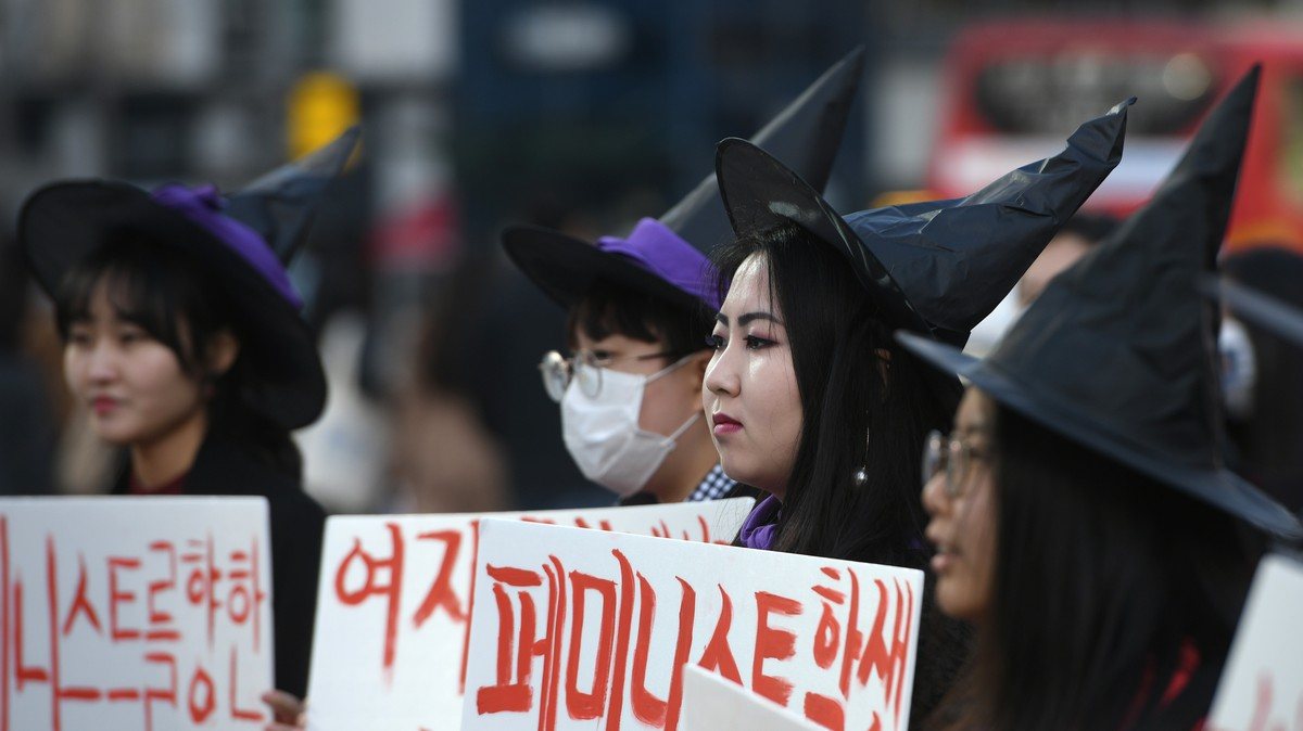 Why Korean Women Are Hesitant To Label Themselves Feminists