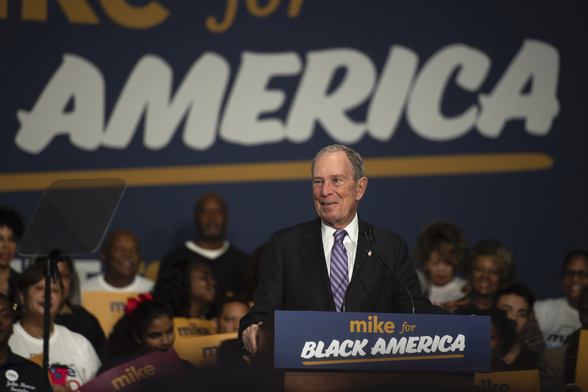 , Mike Bloomberg in 2011: 'Enormous Cohort' of Young Black and Latino Men 'Don't Know How to Behave in the Workplace', Saubio Making Wealth