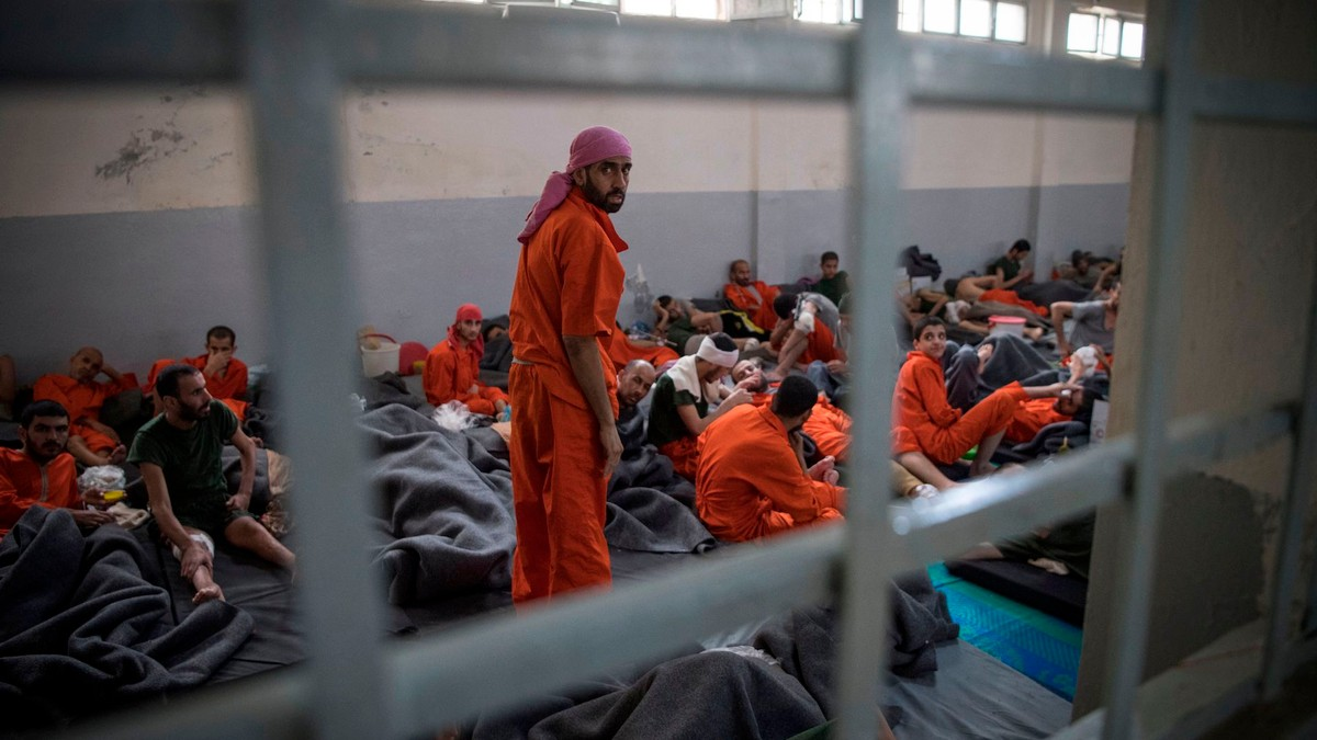 , Thousands of Foreign ISIS Fighters in Syria Will Go on Trial Starting in March, Saubio Making Wealth