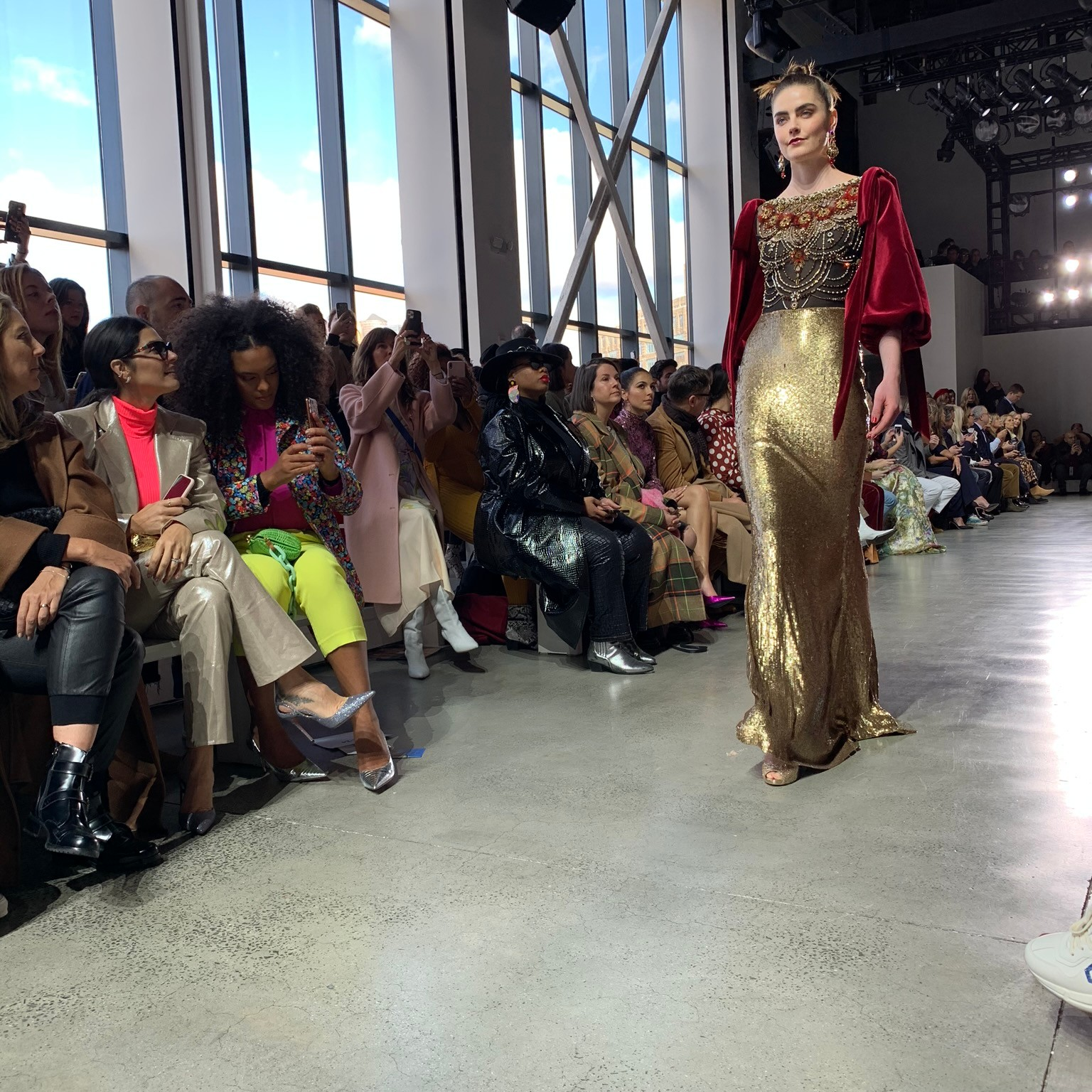 Covet Fashion Made Me Feel I Belonged At New York Fashion Week