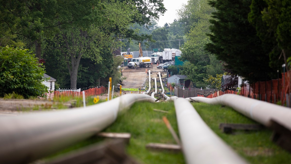 Explosions and Sinkholes: The Sordid History of Sunoco's Pipelines in Pennsylvania