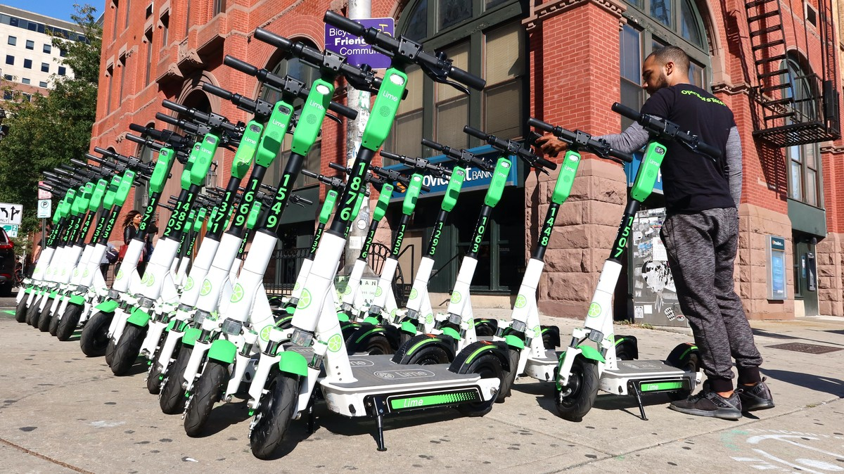 Lime Has Slashed Pay Rates for Scooter Chargers So Much People Have Stopped Doing It