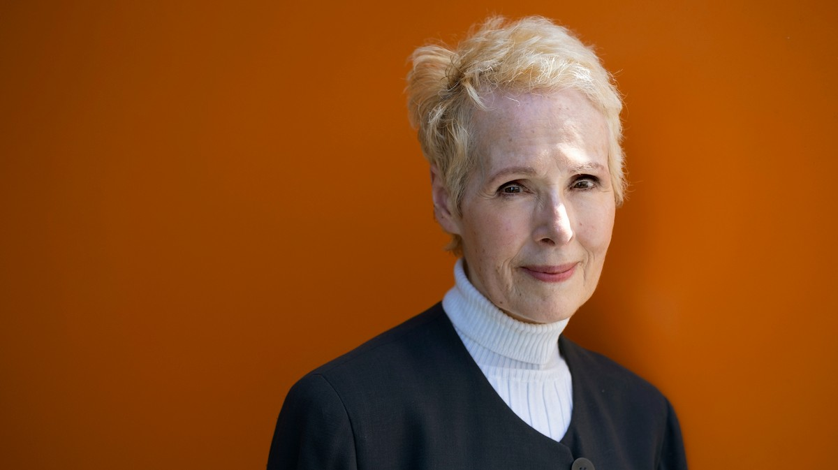 Trump Accuser E. Jean Carroll Says the President's Smear Campaign Got Her Fired