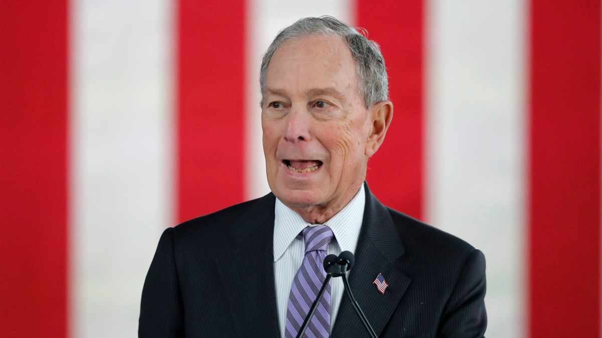 Can Bloomberg Take the Heat at Tonight's Debate?