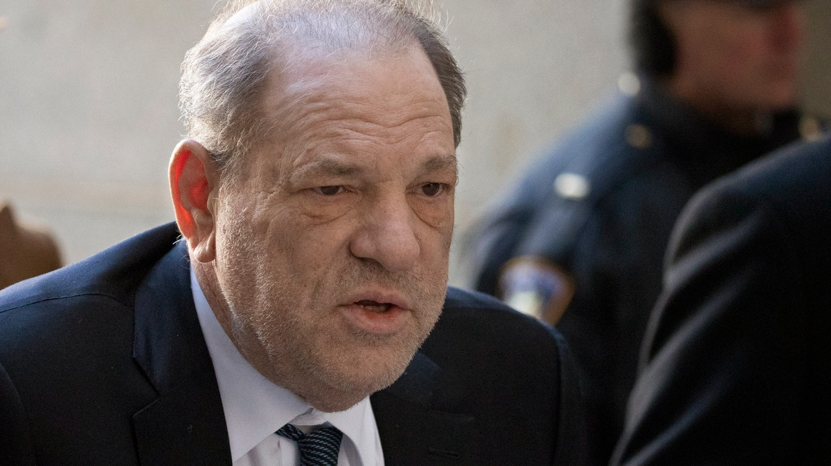 Harvey Weinstein Was Just Found Guilty of Rape and Sexual Assault