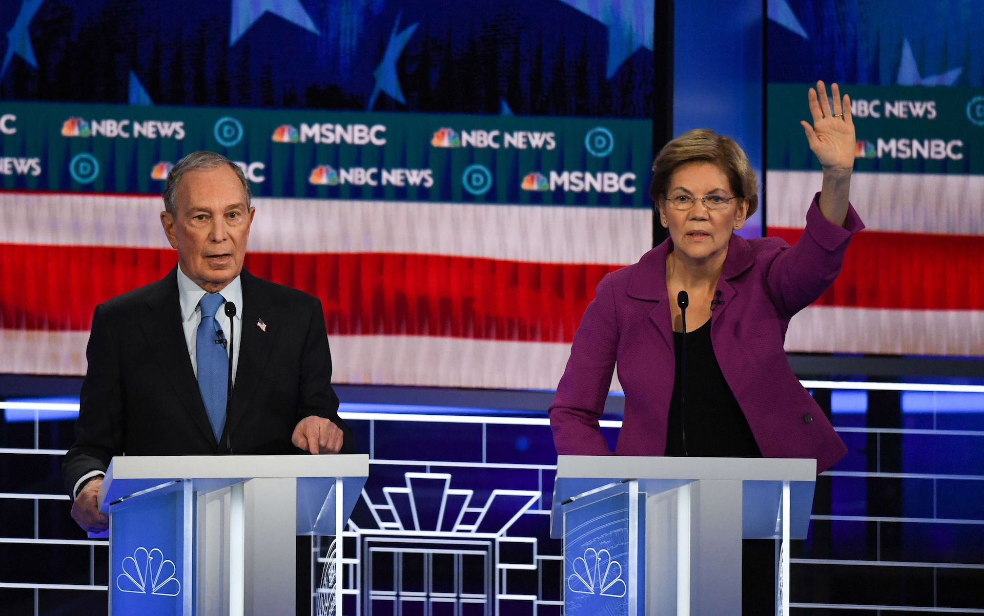 , Bloomberg Got Destroyed in the First 3 Minutes of the Debate, Saubio Making Wealth