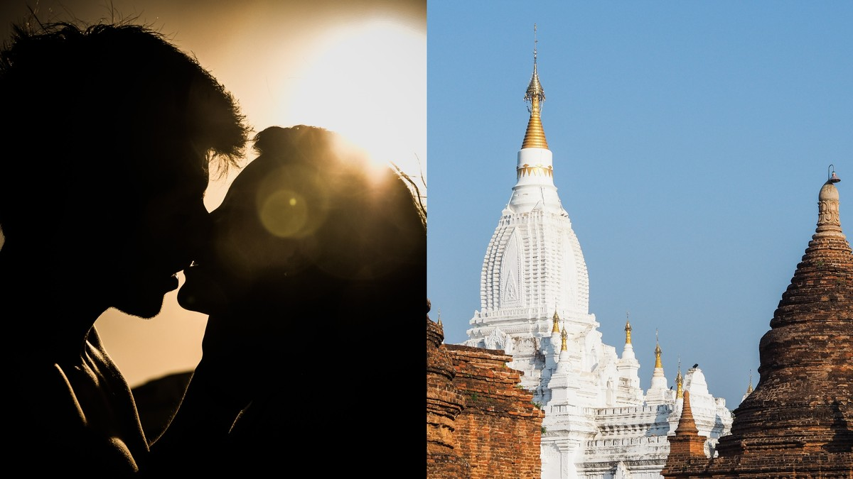 Couple Sparks Outrage in Myanmar For Filming Sex Video in Sacred Temple