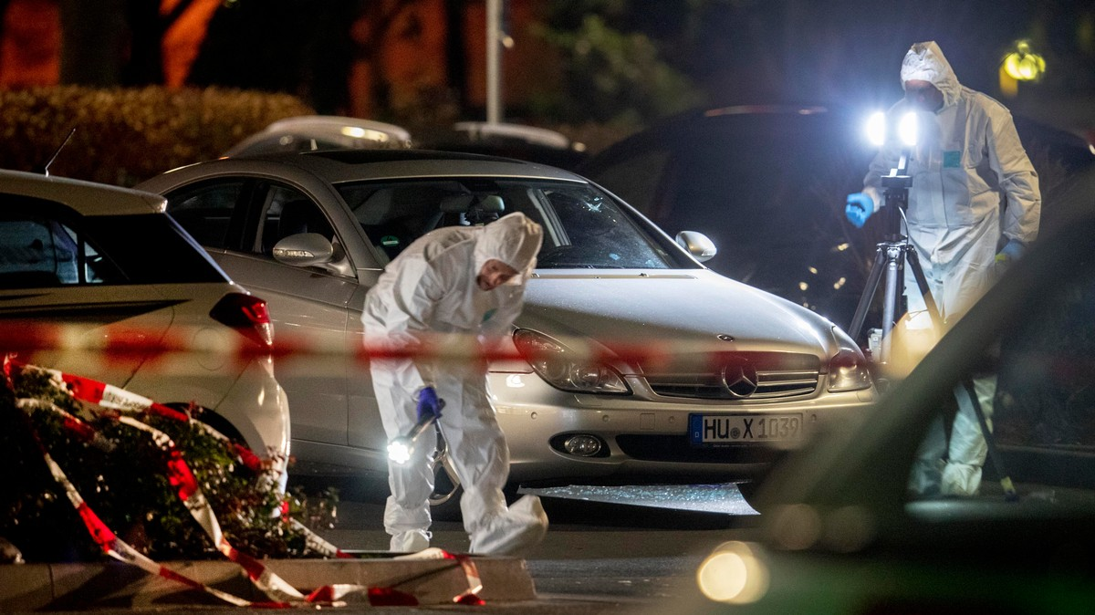 , Gunman Kills 9 In Hookah Bars in Suspected Far-Right Terror Attack in Germany, Saubio Making Wealth