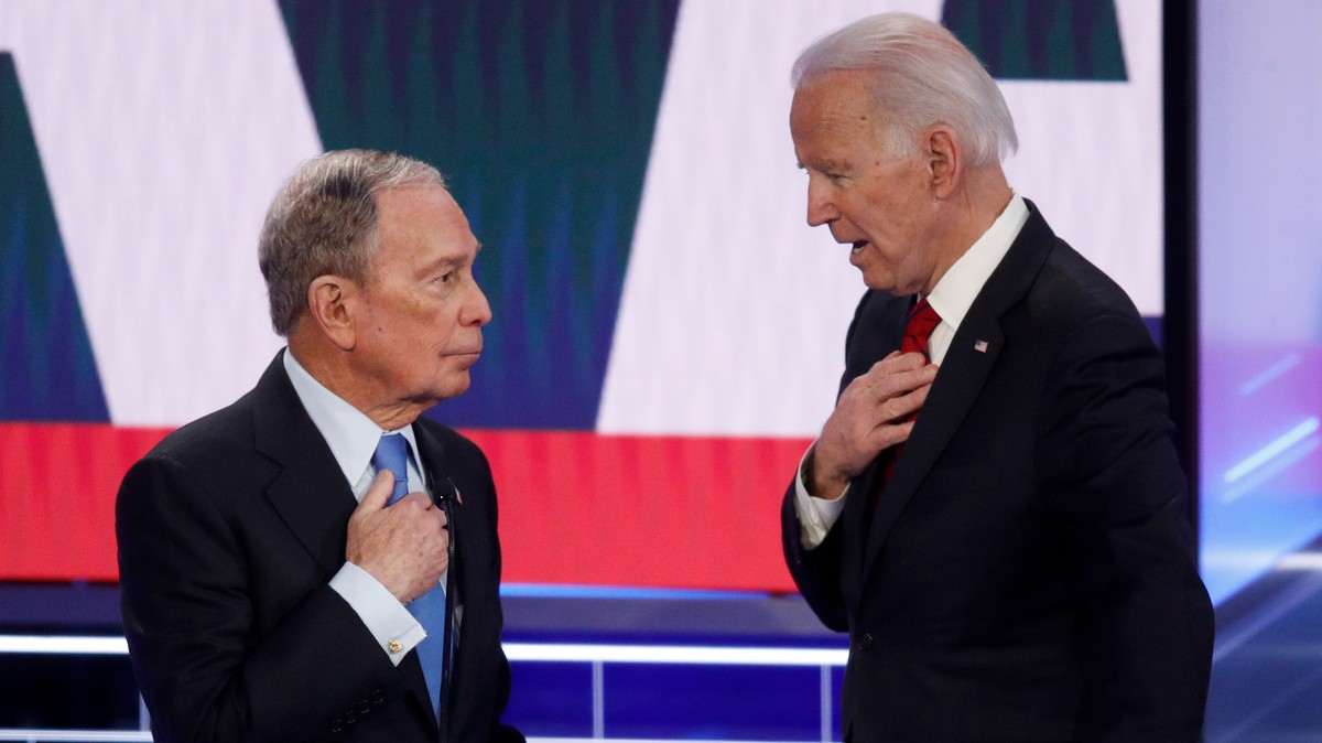 , Bloomberg and Biden Are Duking It Out Over Who's Obama's Real BFF, Saubio Making Wealth