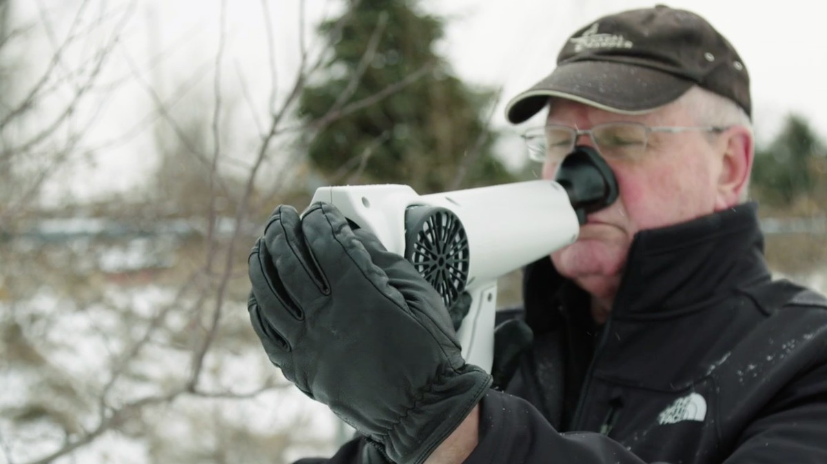 How a City Decides to Buy This Ridiculous $2,000 Weed-Smelling Device