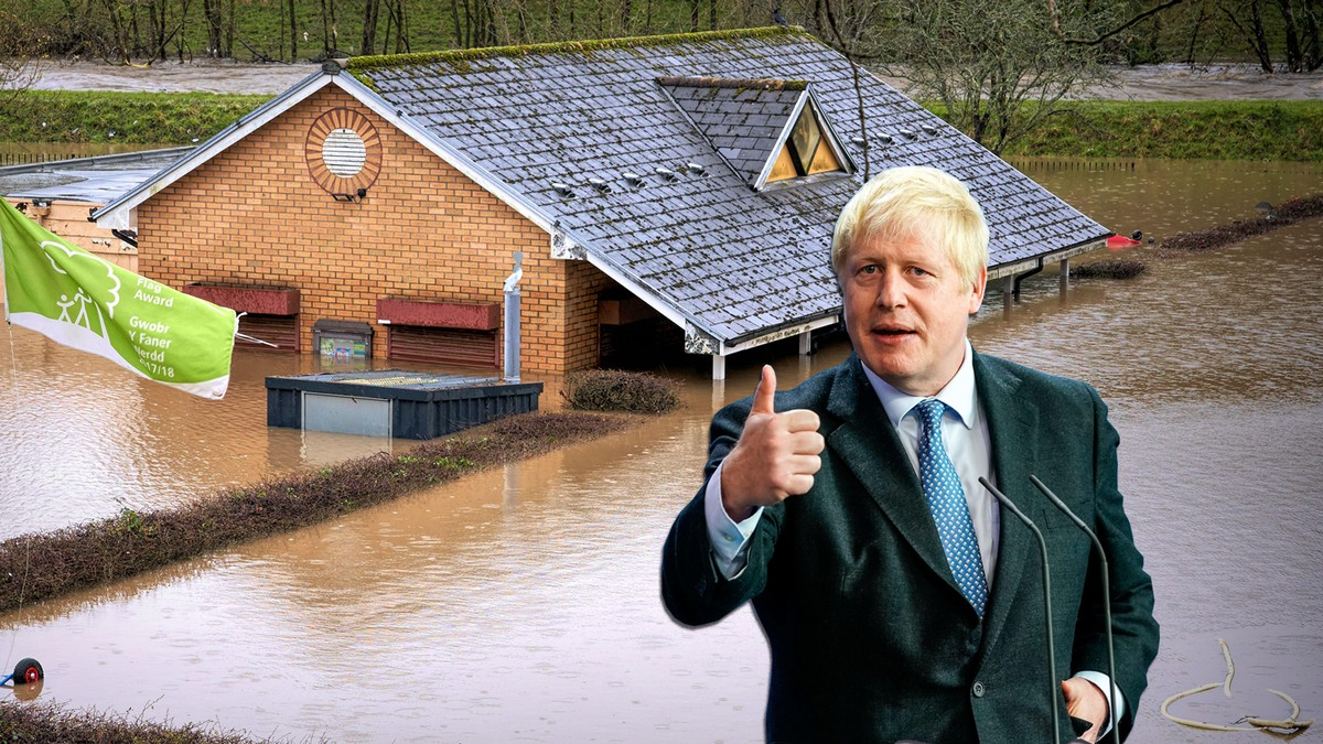 Worst Take of the Week: Storm Dennis Flooded Your Home? Have £500!