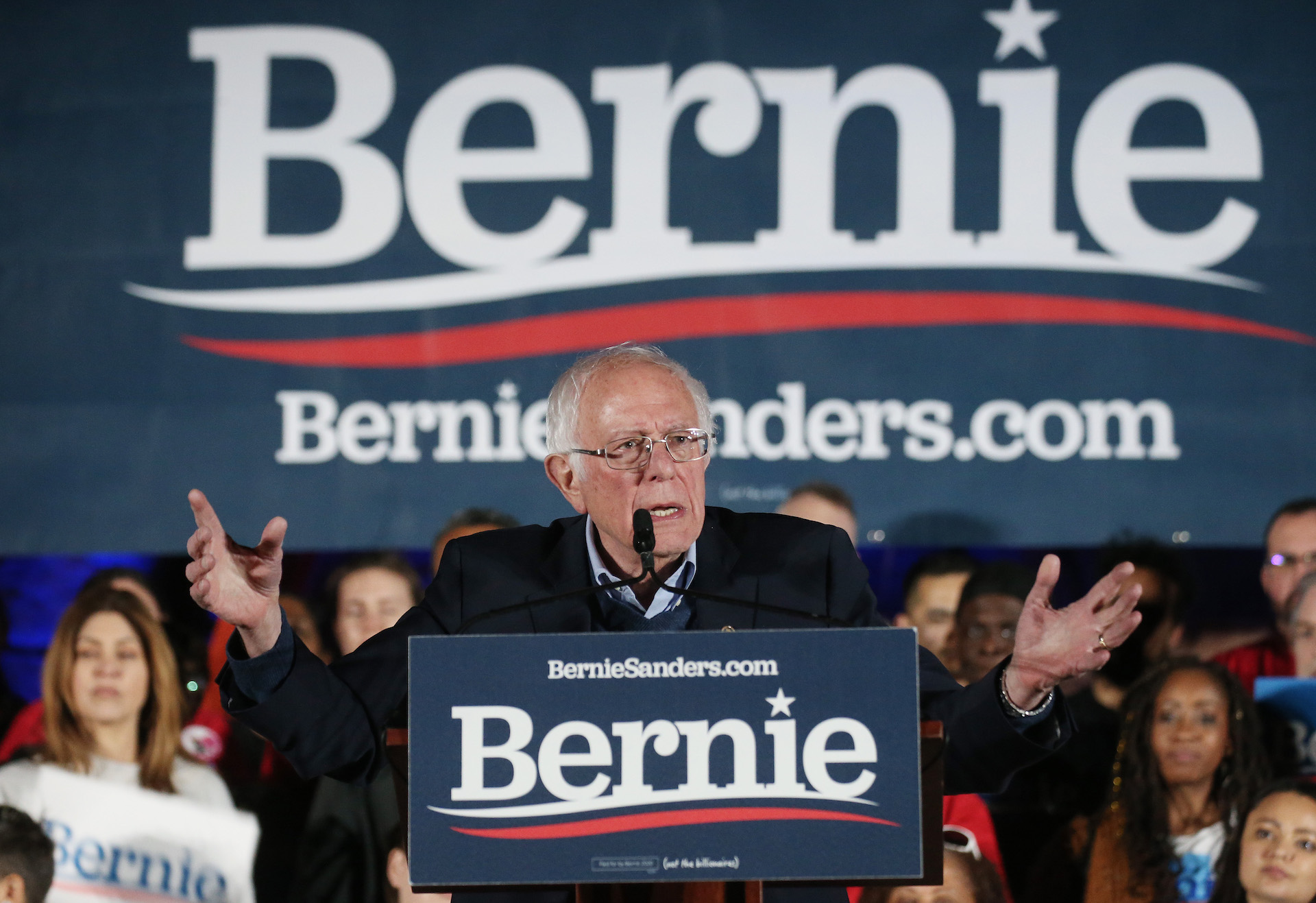 , Bernie Sanders Will Likely Win Nevada. Can He Be Stopped Afterwards?, Saubio Making Wealth