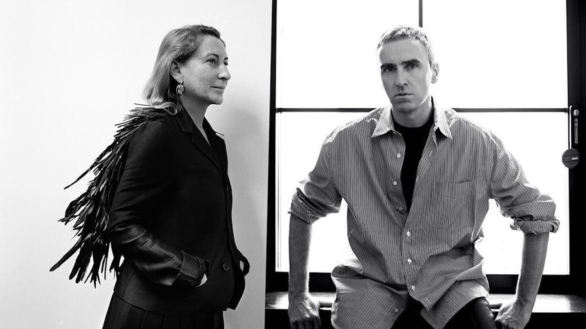 Raf Simons heuert als zweiter Kreativchef bei Prada an