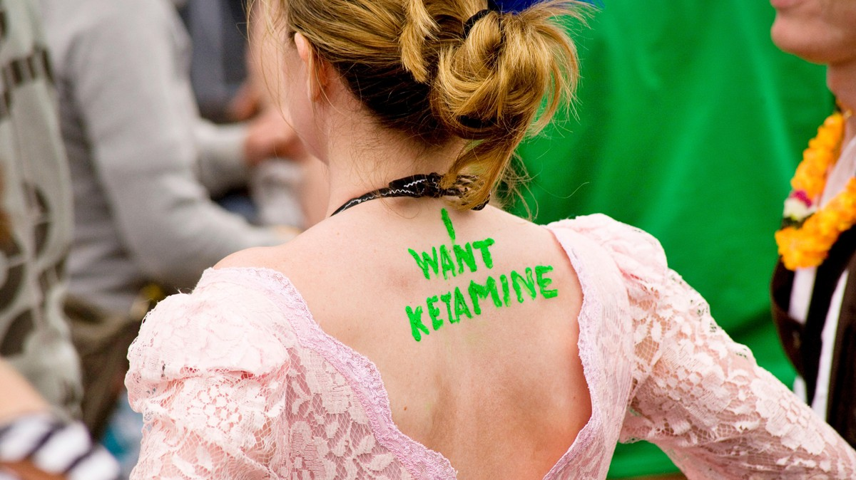 K-Holing: Why Ketamine Causes Wild Hallucinations