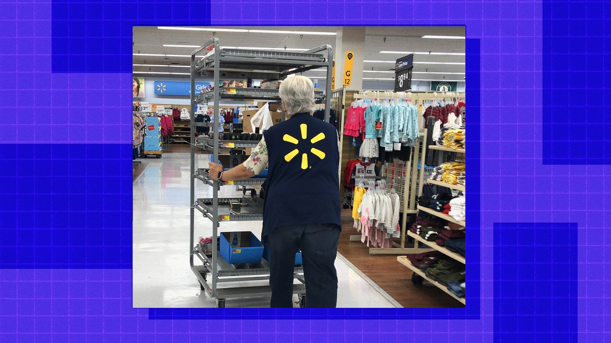How I Get By: A Month in the Life of a Walmart Employee