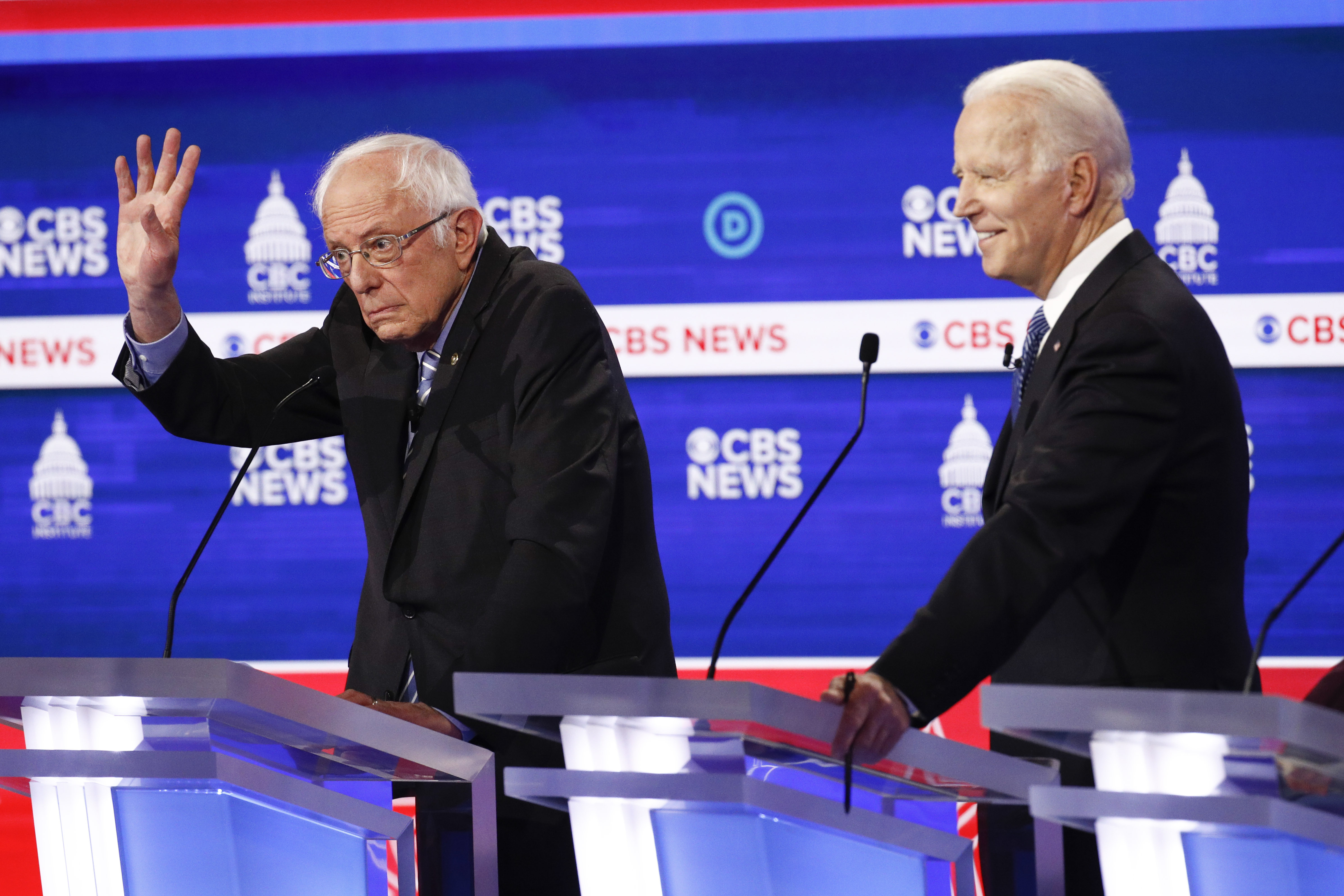 , Bernie and Bloomberg Battle Over Whose Weed Plan Is the Dankest, Saubio Making Wealth