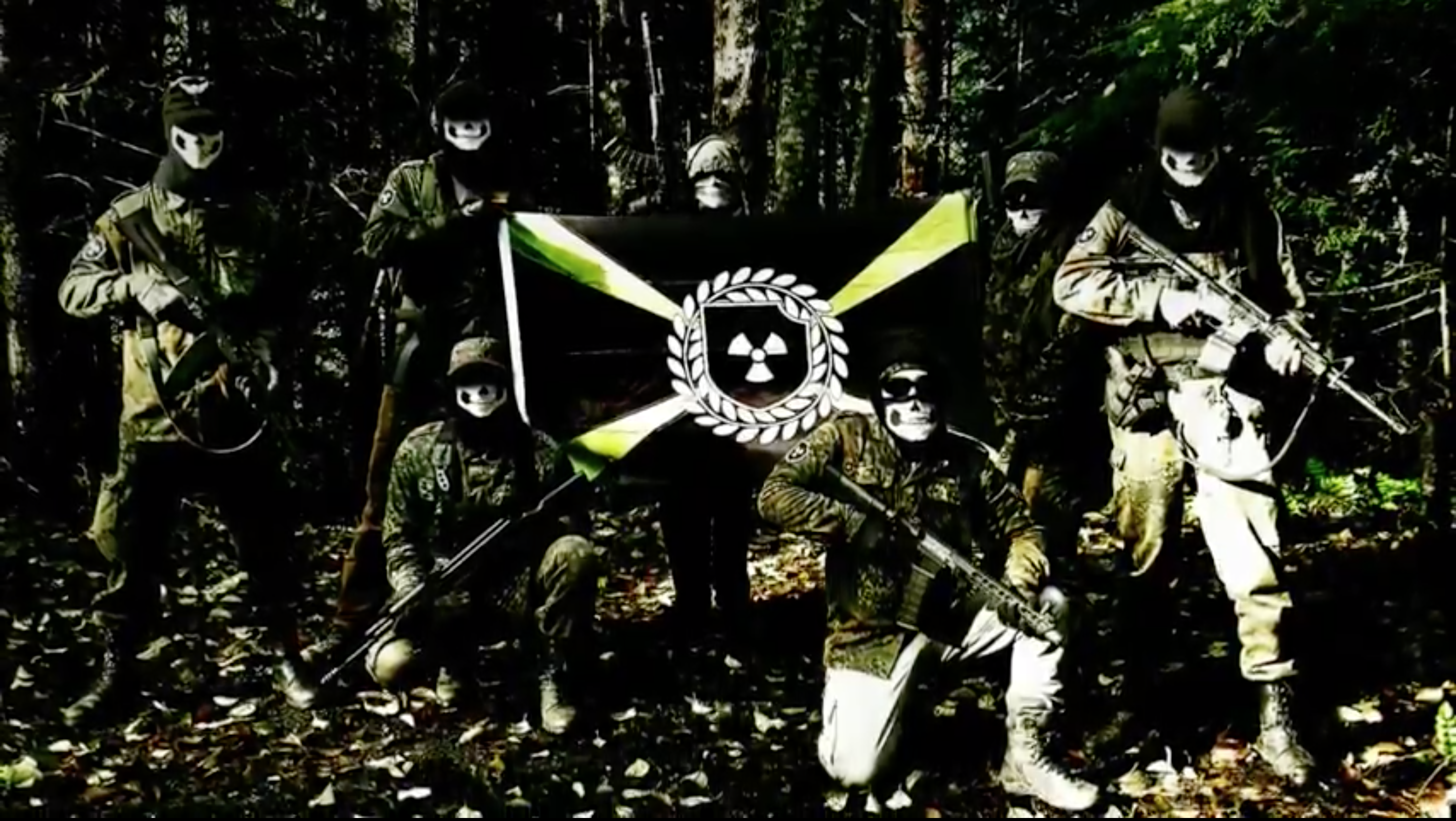 Former Atomwaffen Leader Nicknamed 'Rape' Has Been Arrested​ - vice