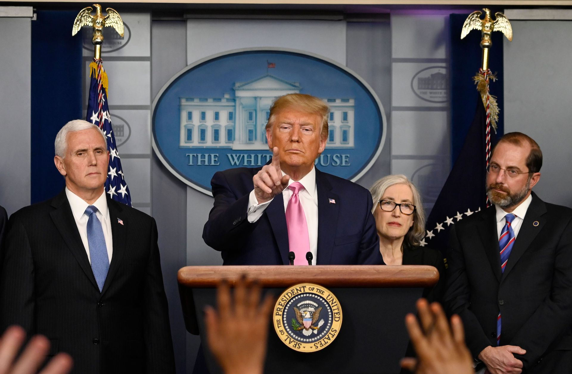 Lawmakers Fear Trump