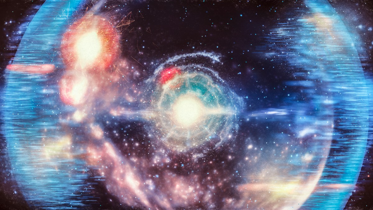 Scientists Have Detected the Biggest Explosion Ever in the Universe's History