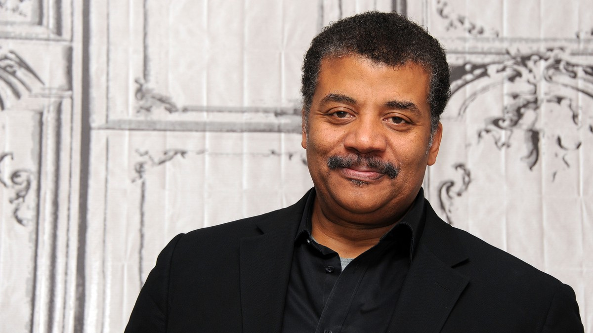 It's Time to Launch Neil deGrasse Tyson Into Deep Space