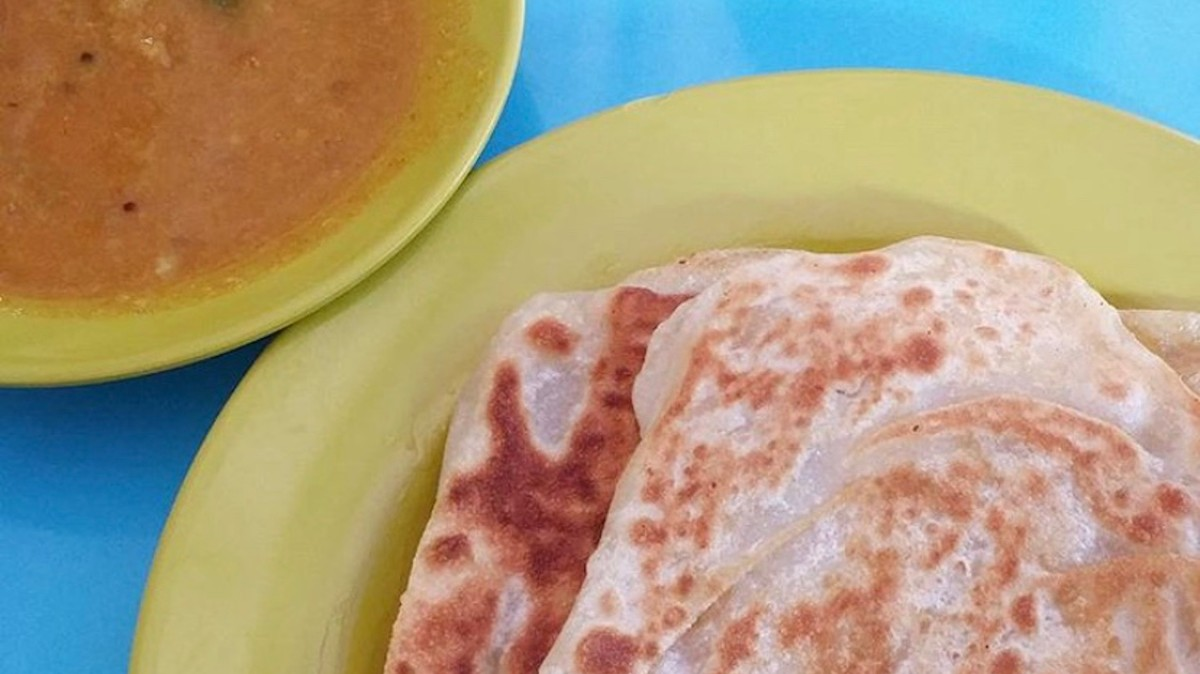 Please Don't Ever Call Roti Canai an 'Asian Flat Croissant'