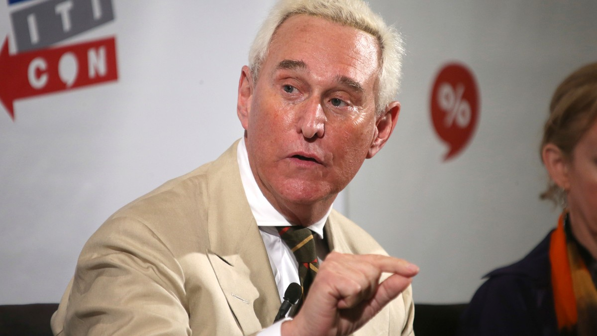 'Little Bitch': Roger Stone Had Some Choice Words for a Lawyer Right Before He Got Sentenced