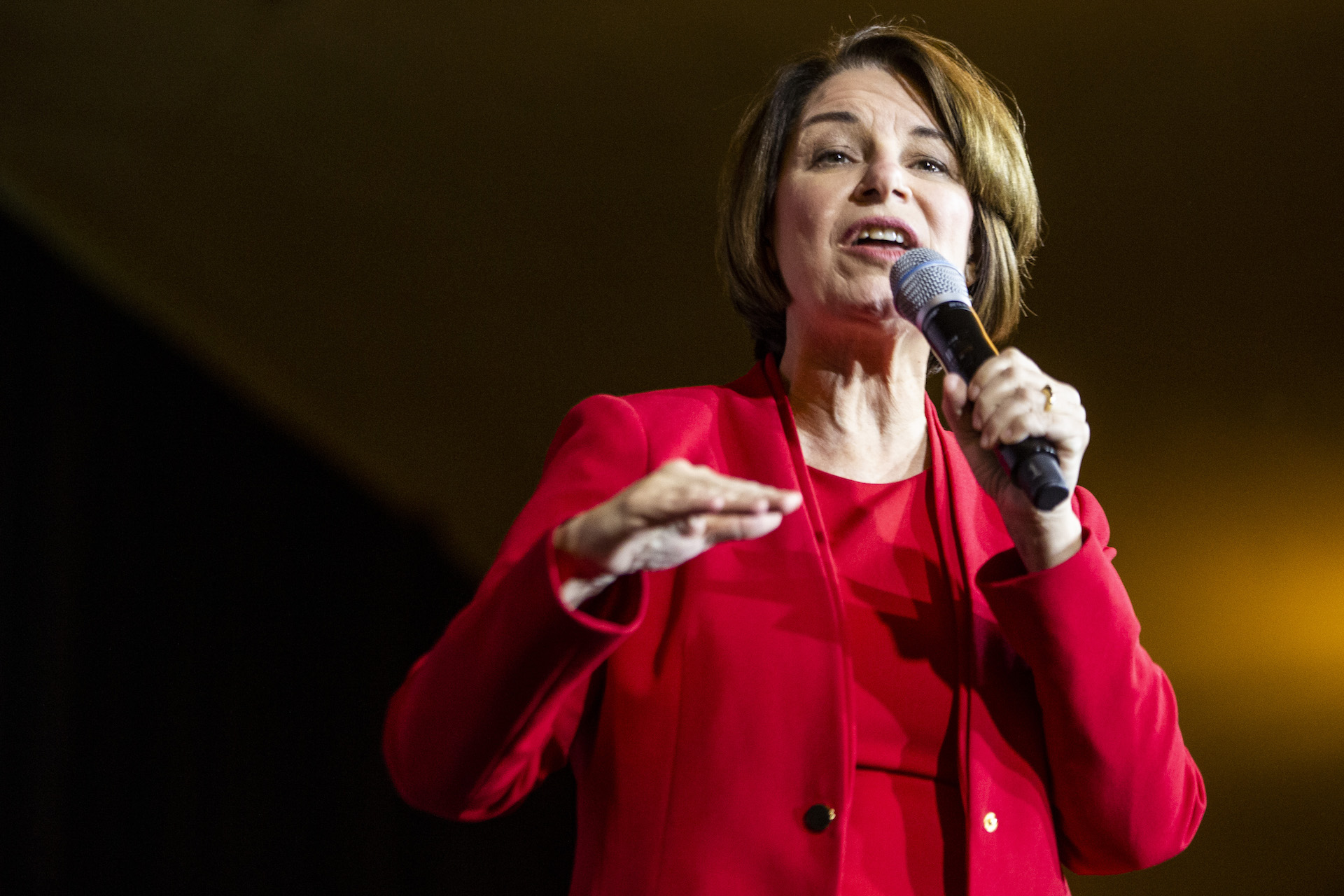, Amy Klobuchar Drops Out of Presidential Race, Saubio Making Wealth