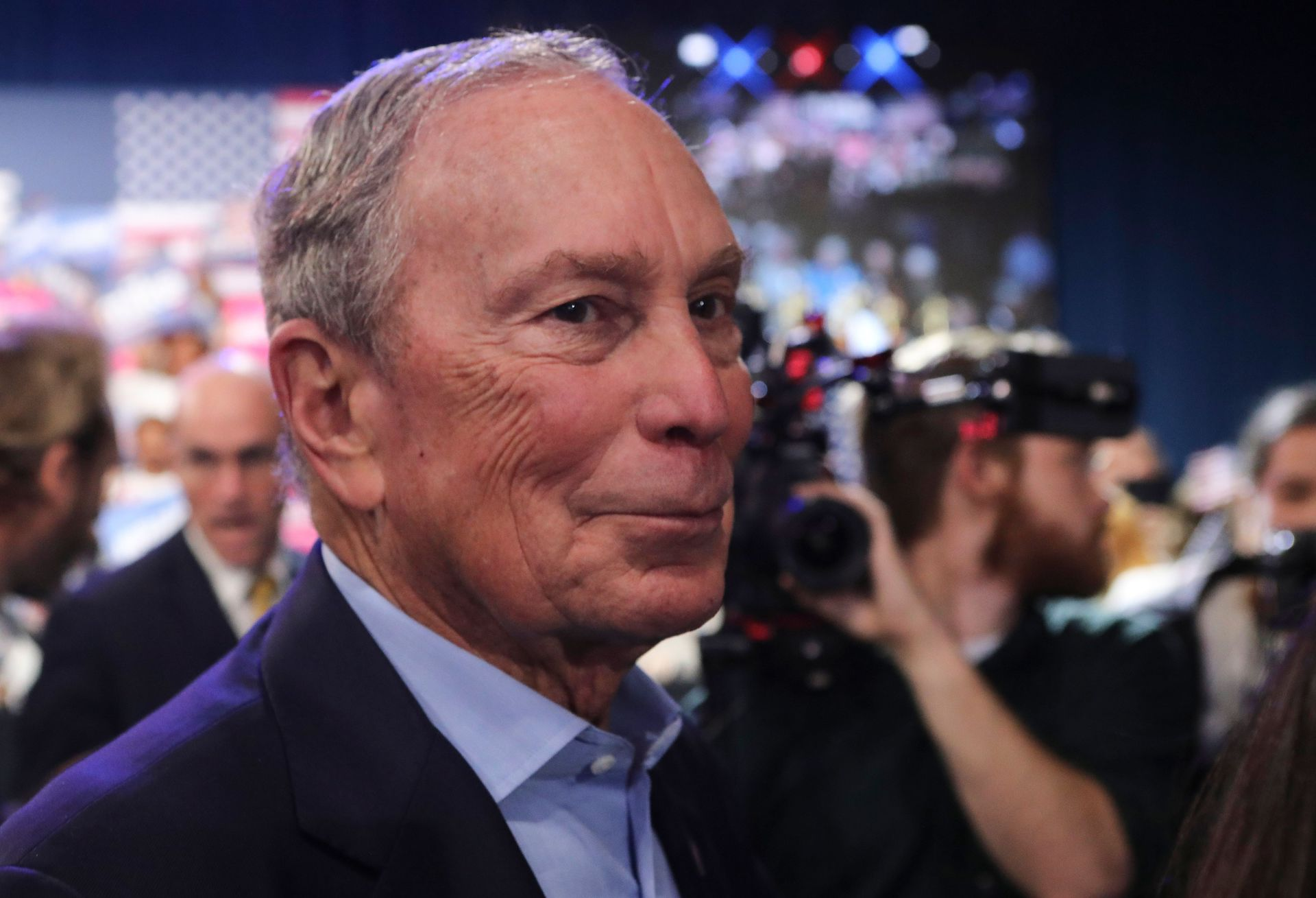 , Bloomberg to Reassess Campaign After Spending Half a Billion Dollars to Win American Samoa, Saubio Making Wealth