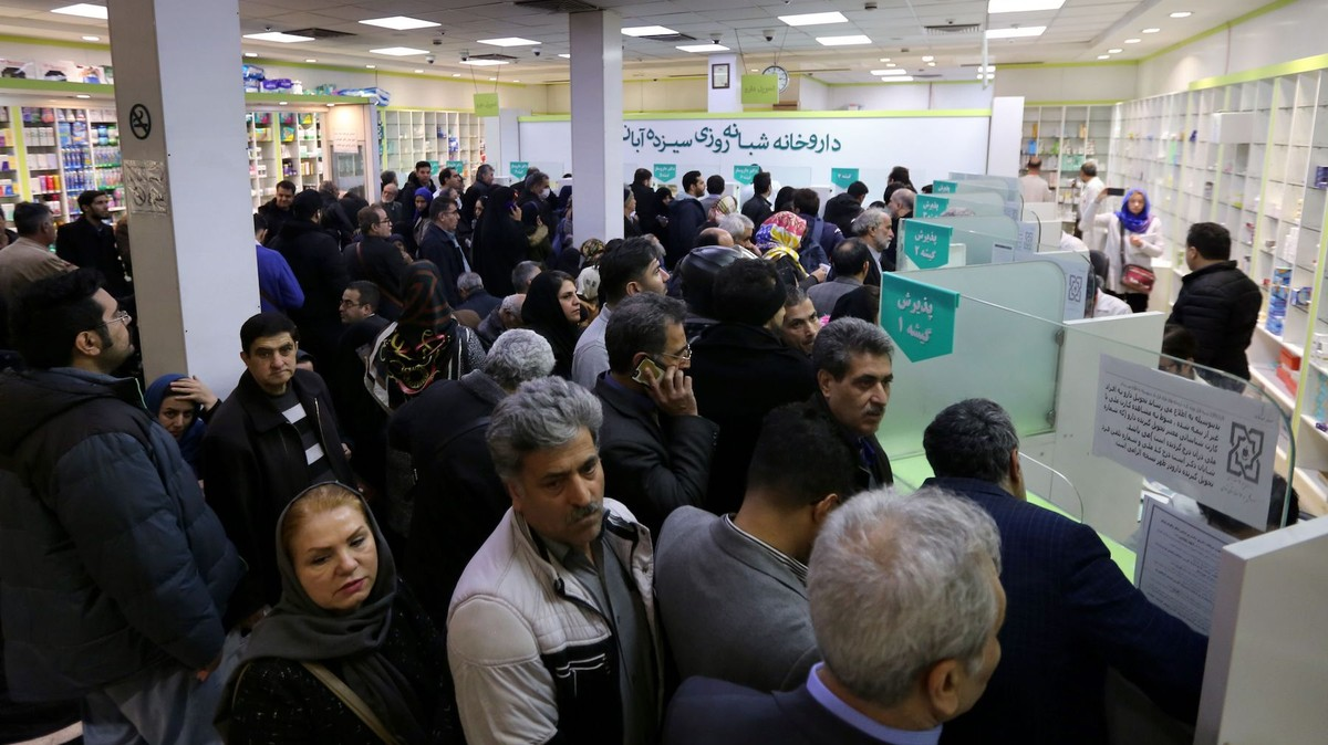 , How Trump's Sanctions Are Making Life Hell for Iranians, Saubio Making Wealth