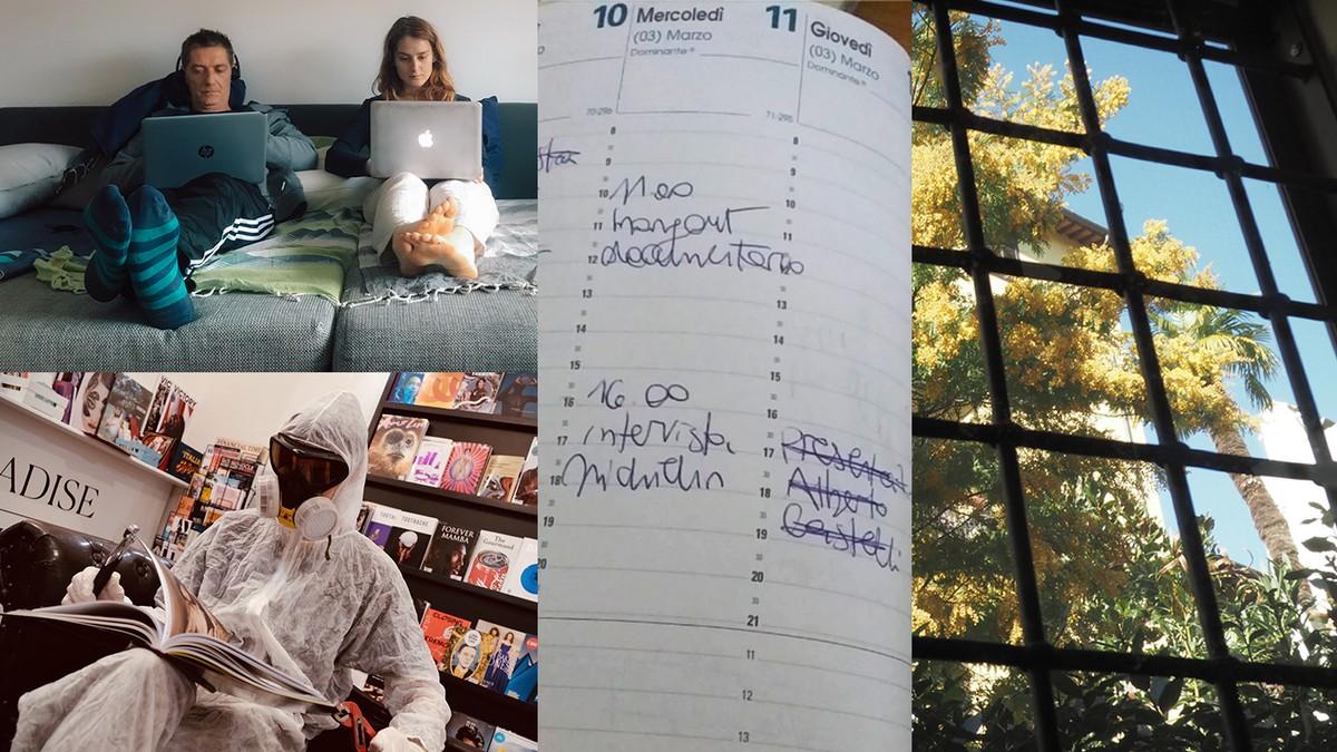 8 freelance ci raccontano come la quarantena ha stravolto le loro vite