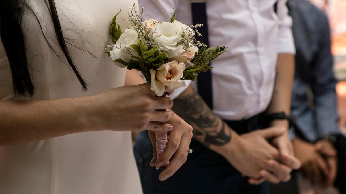 The Coronavirus Pandemic Is Throwing Weddings Into Chaos