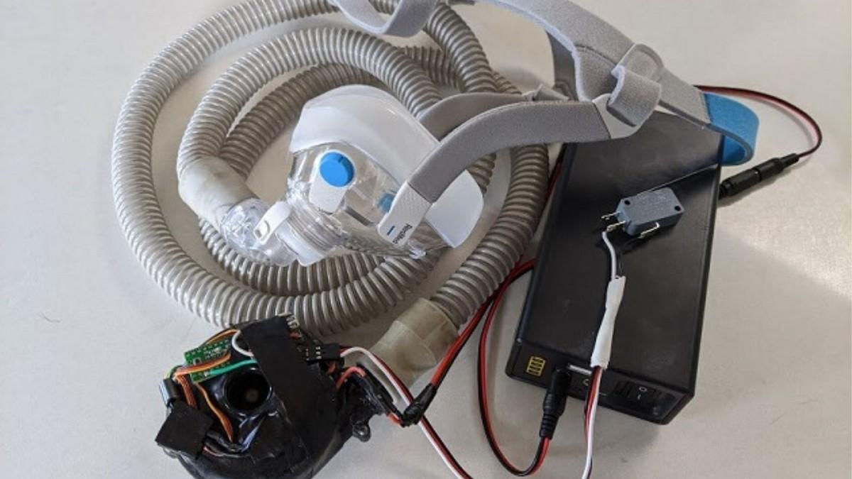 People Are Trying to Make DIY Ventilators to Meet Coronavirus Demand