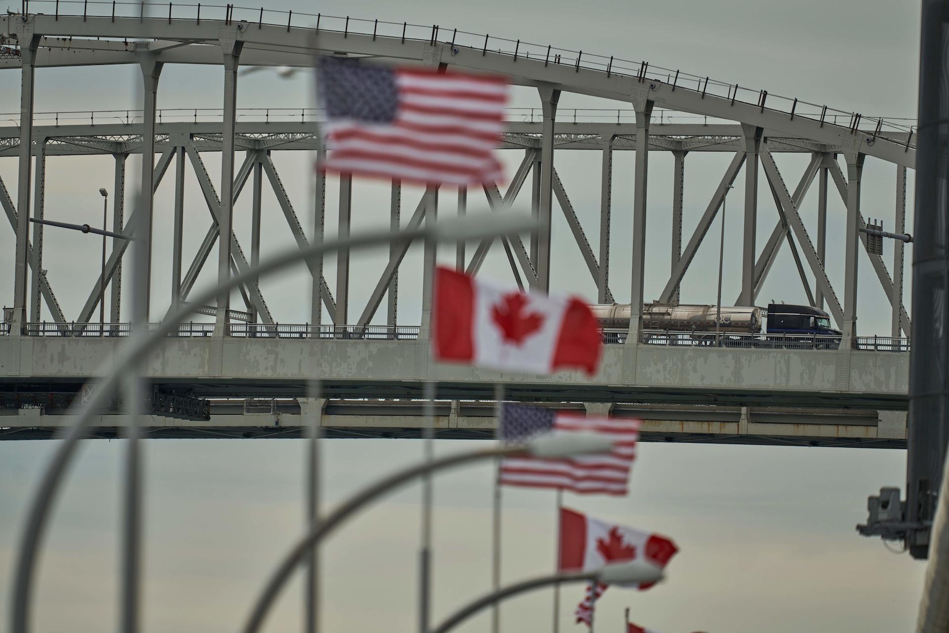 , Trump Just Closed the Canadian Border to 'Non-Essential Traffic', Saubio Making Wealth