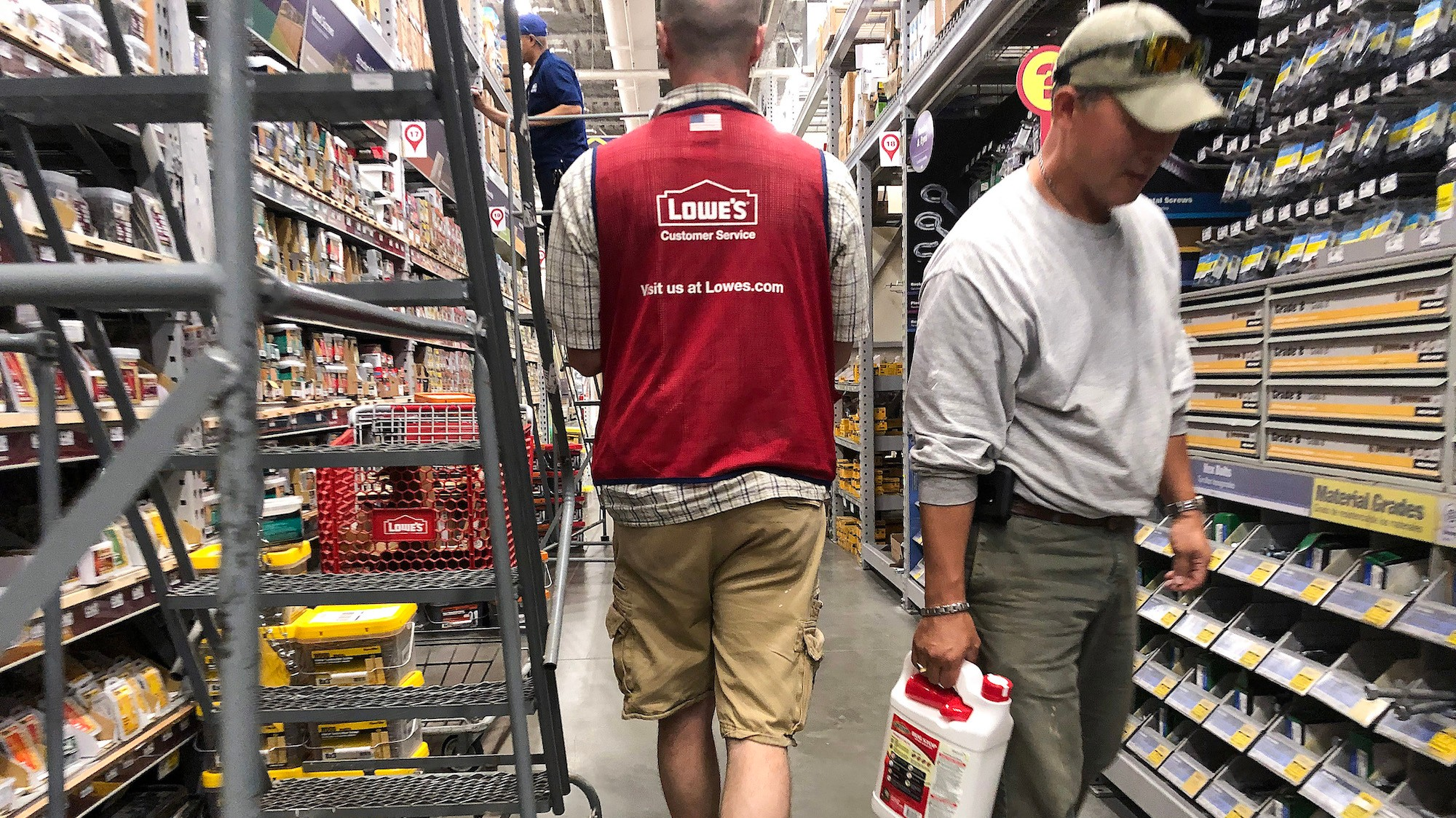 Lowe S Stores Are Staying Open During Coronavirus To Maximize Profit Employees Say The field liaison directly supports national security and suitability investigations, focusing on quality and. staying open during coronavirus