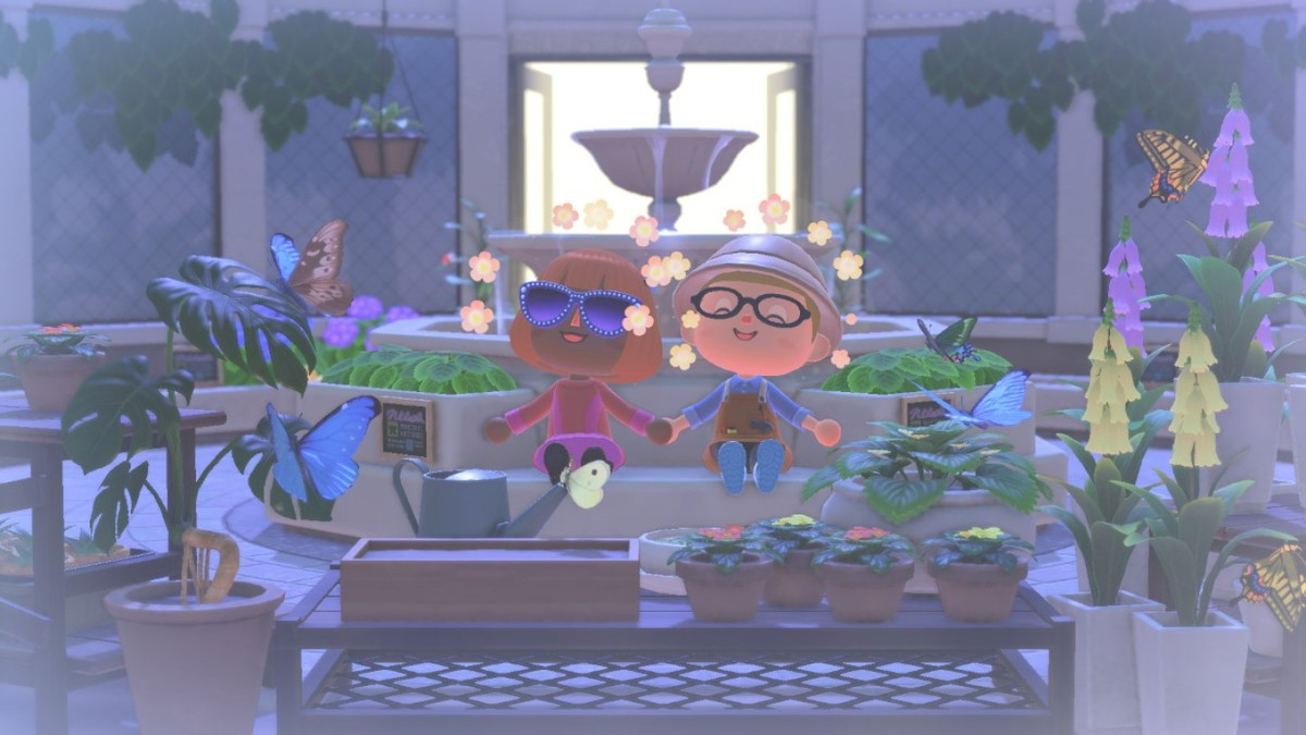 Animal Crossing Has an Unskippable Cutscene That Is Making Me Hate My Visitors