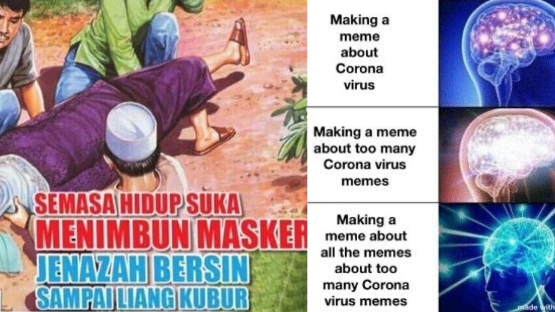 Meme Dan Video Guyonan Untuk Menghibur Kalian Di Rumah Selama
