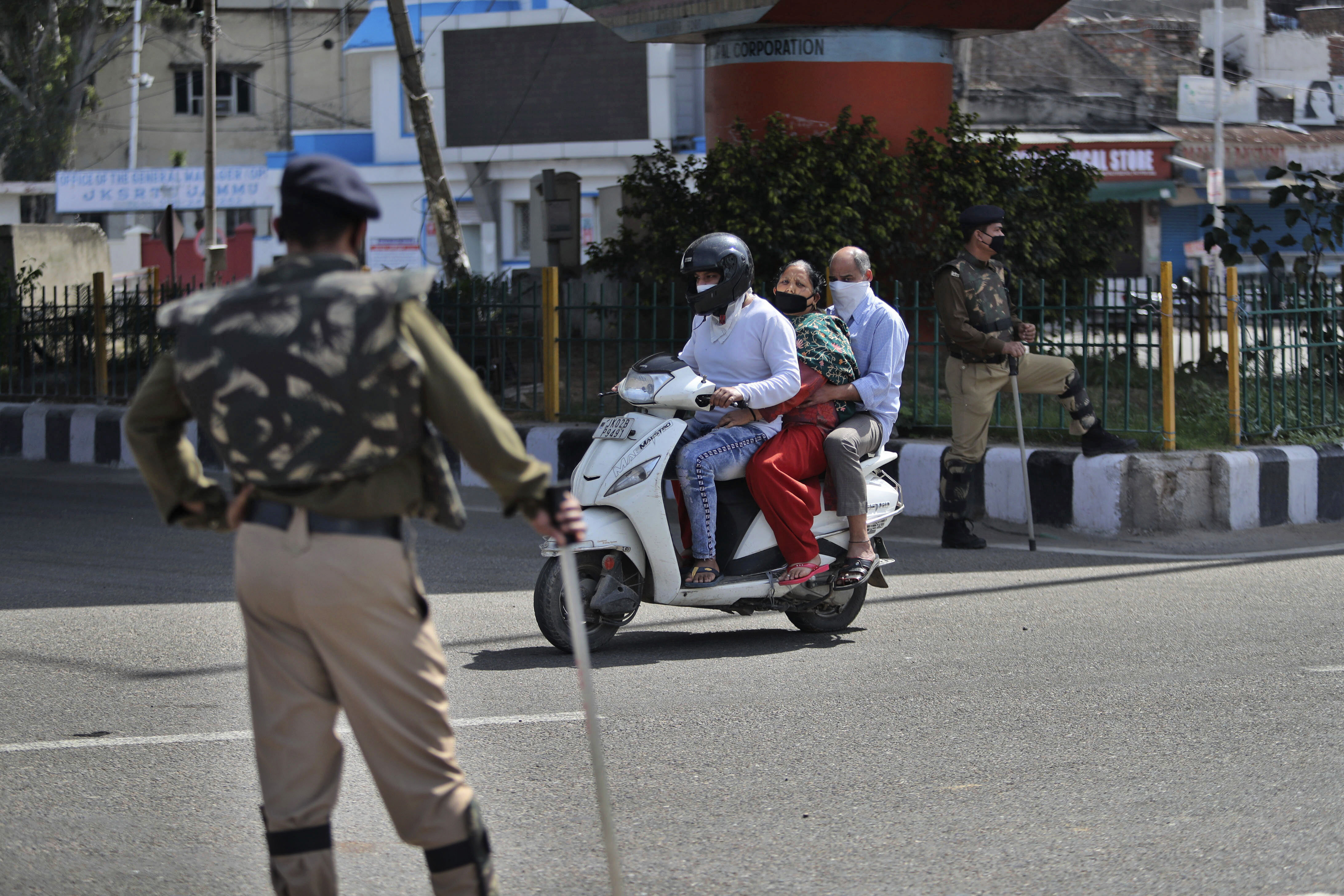 , Indian Police Are Being Accused of Beating a Man to Death for Violating the Coronavirus Lockdown, Saubio Making Wealth
