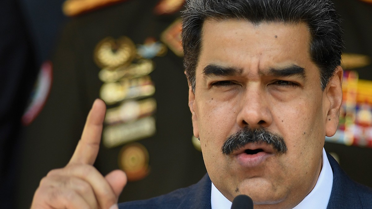 , Venezuelan President Nicolás Maduro Now Has a $15 Million Bounty on His Head for Drug Trafficking Charges, Saubio Making Wealth
