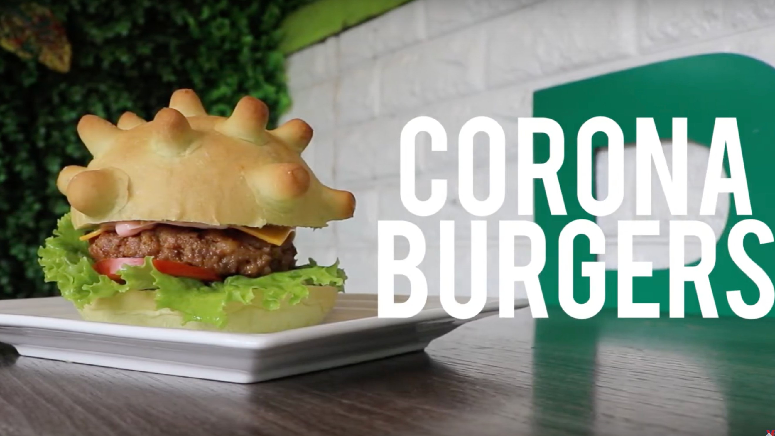 Restaurant Says Its New 'Coronaburger' Is Supposed to Make You ...