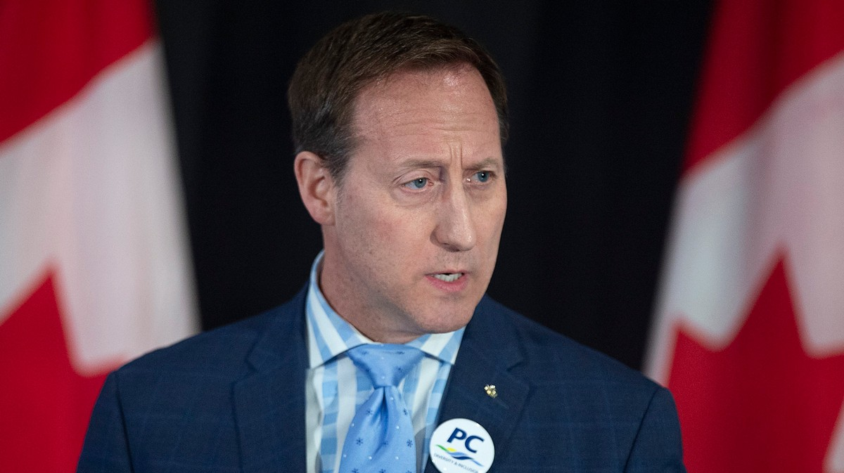 After Peter MacKay's Embarrassing Interview, Conservatives Suspend Campaign