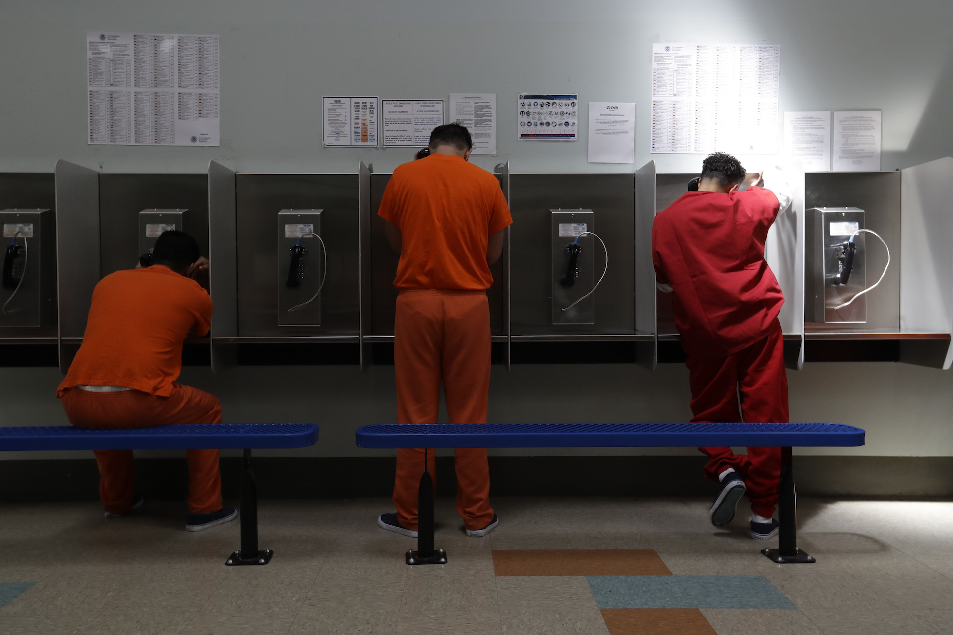 , Immigrants Jailed by ICE Are Sick, Panicking, and Can't Get Coronavirus Tests, Saubio Making Wealth