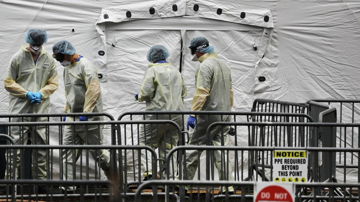 Coronavirus is the Crisis of Conspiracy Theorists' Wildest Dreams