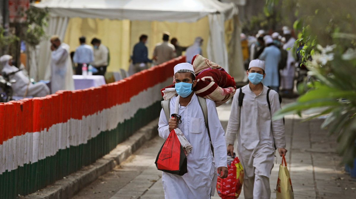 , India's Hindu Nationalists Are Inciting Hate By Claiming Muslims Are Spreading Coronavirus, Saubio Making Wealth