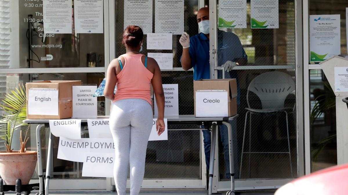 , Coronavirus Is Crashing America's Joke of an Unemployment System, Saubio Making Wealth