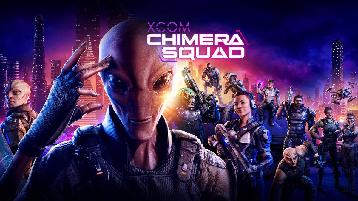 The Characters of 'XCOM: Chimera Squad' Could Be the Future of the Series