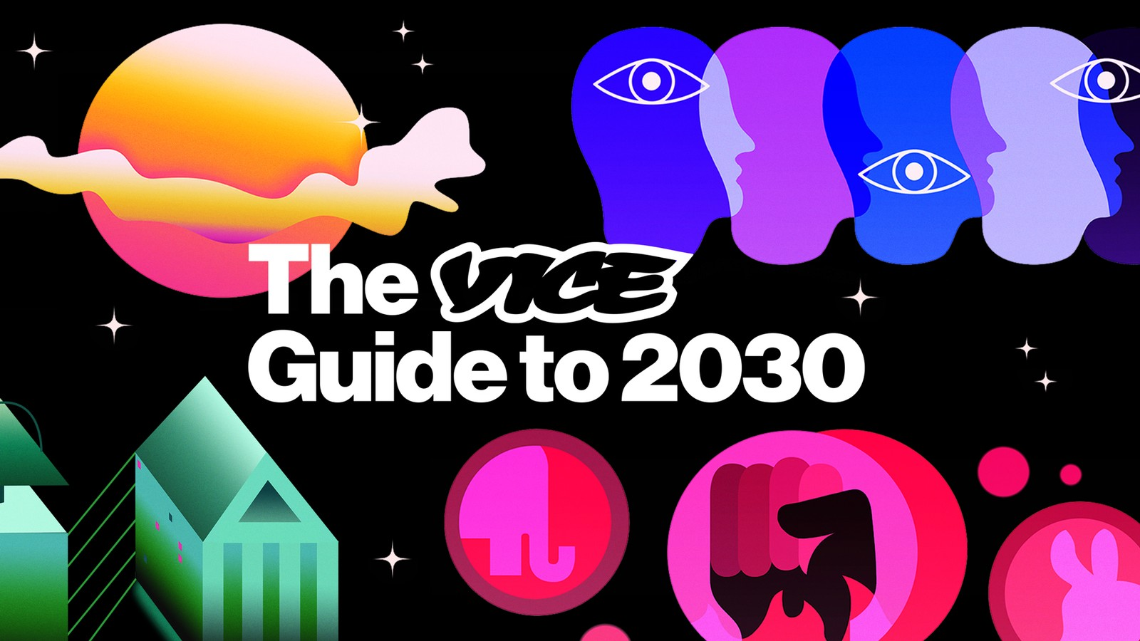The VICE Guide to 2030 - cover