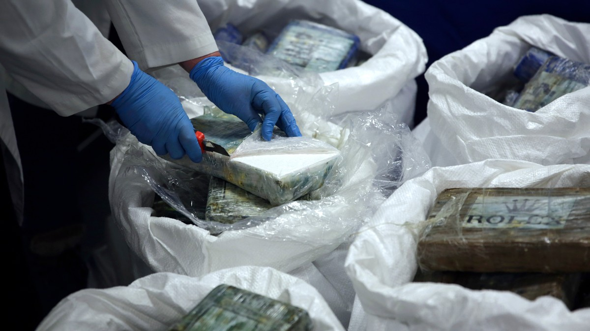 , Cocaine Demand Is So High Traffickers Are Using Coronavirus Face Masks to Smuggle It Into Europe, Saubio Making Wealth
