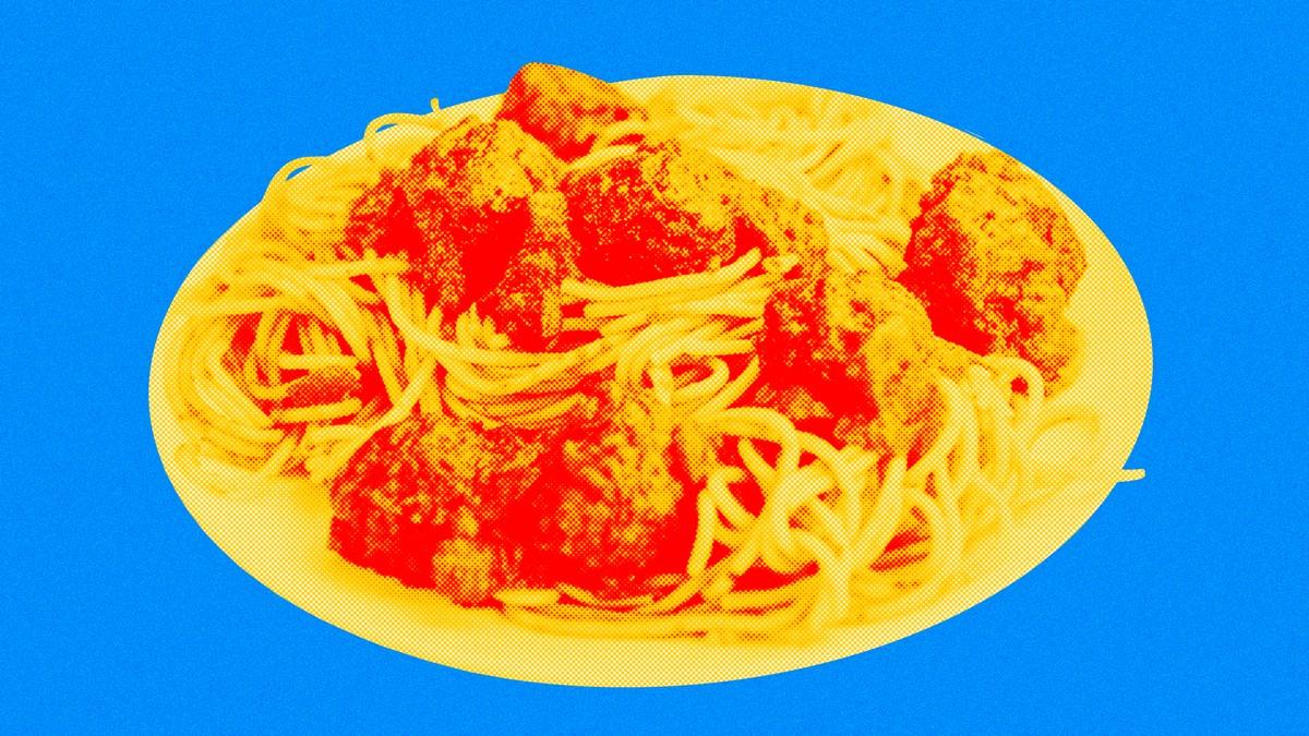 Spaghetti and Meatballs Make No Goddamn Sense Together