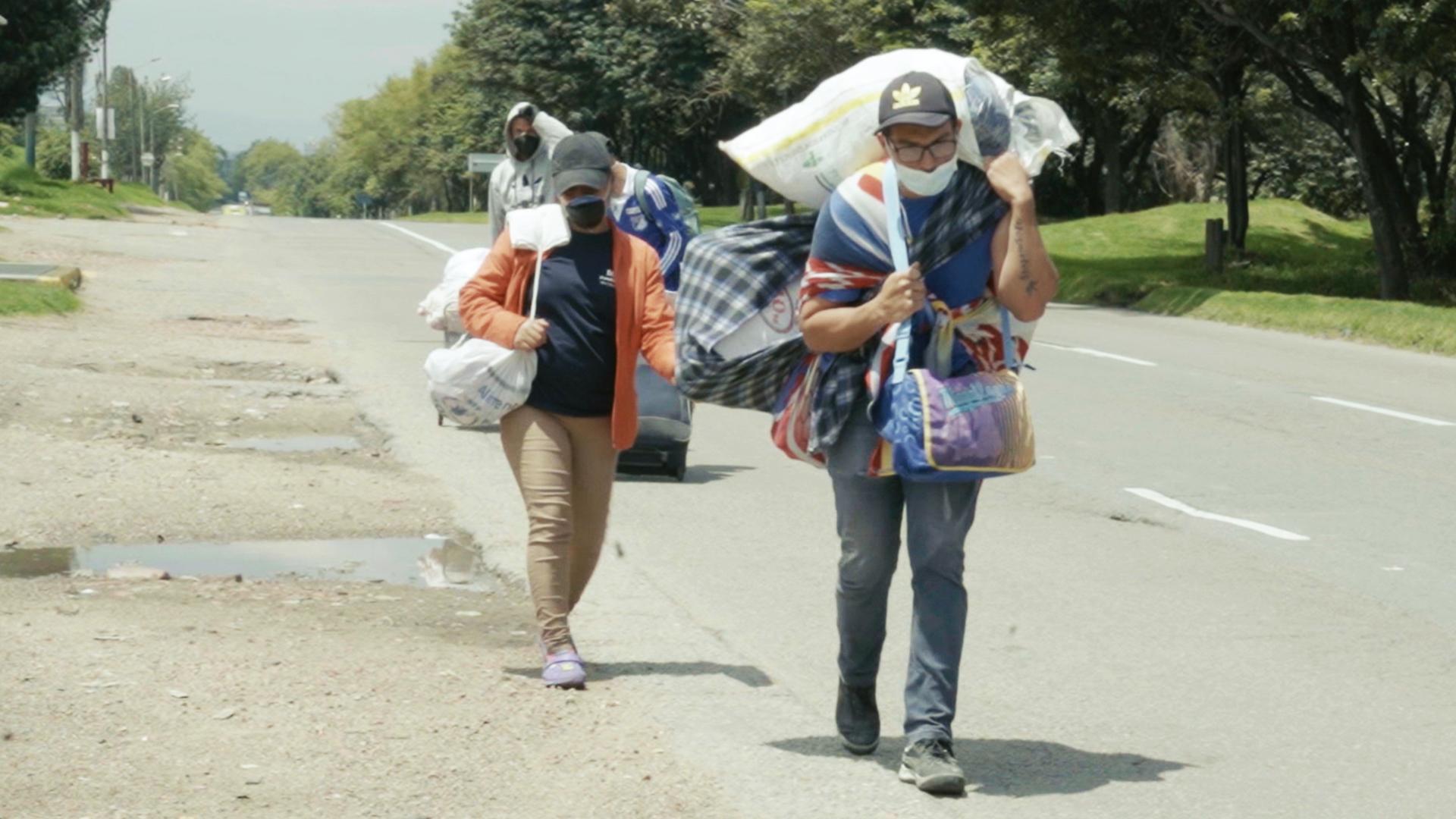 , Coronavirus Is Forcing Venezuelan Migrants to Return to Their Devastated Country, Saubio Making Wealth