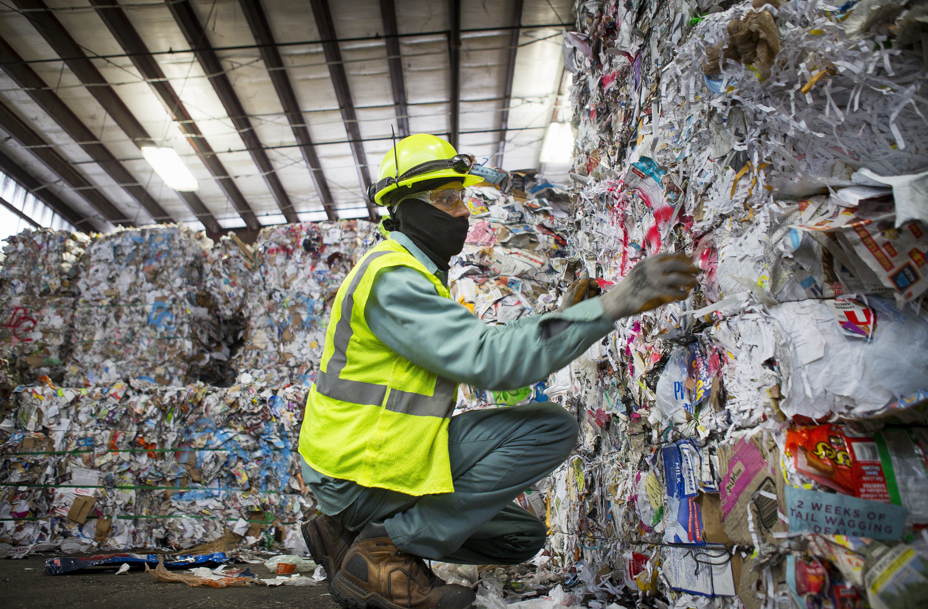 , Stop Throwing Your Gloves and Masks in the Recycling Bin, Saubio Making Wealth